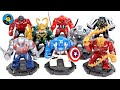 Marvel  Avengers Iron Man Baby Groot Black Panther Lego Bigfigs Knockoff Un Set No   Mp3 - Mp4 Download