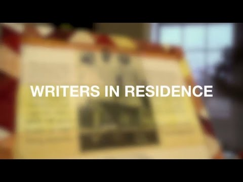 Writers in Residence program at United Active Living