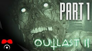 VIDLÁCKÝ PEKLO! | Outlast 2 #1
