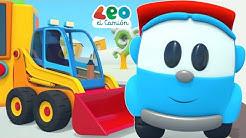 Leo el Camión - Leo y el Mini-Cargador (2020)