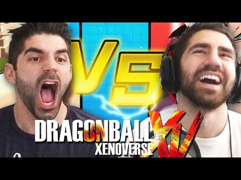 Dragon Ball Xenoverse Local Multiplayer Gameplay - SUPER BROTHER TIME - Xbox One Walkthrough Part 62