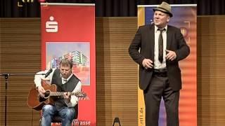 Talk aus dem Sparkassen-Carré Tübingen 19.01.2014