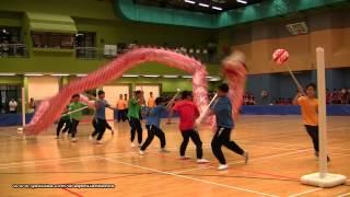 第21屆全港公開學界龍獅藝錦標賽:中學競速舞龍組 - (4)