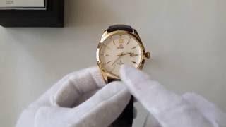 Orient Funf3002w0 часы мужские кварцевые видео обзор