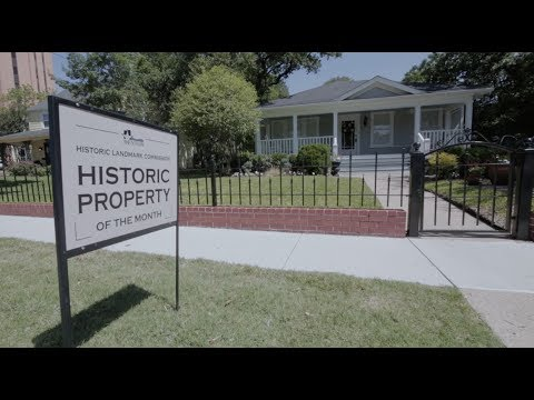 Preservation Denton - 607 College St.
