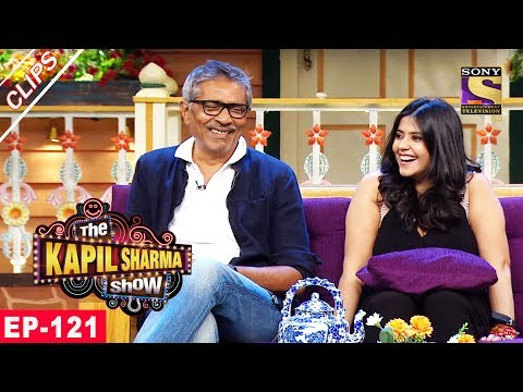 Sarla and Ekta Kapoor's Connection - The Kapil Sharma Show - 15th July, 2017