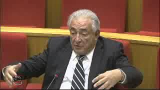 Audition de Dominique Strauss-Kahn – Questions de Nathalie Goulet