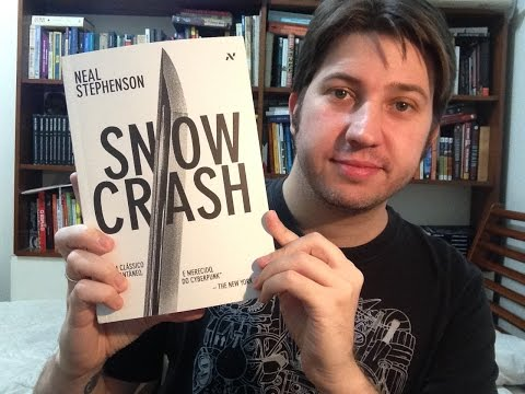 Snow Crash, de Neal Stephenson - Leituras do Solari #22