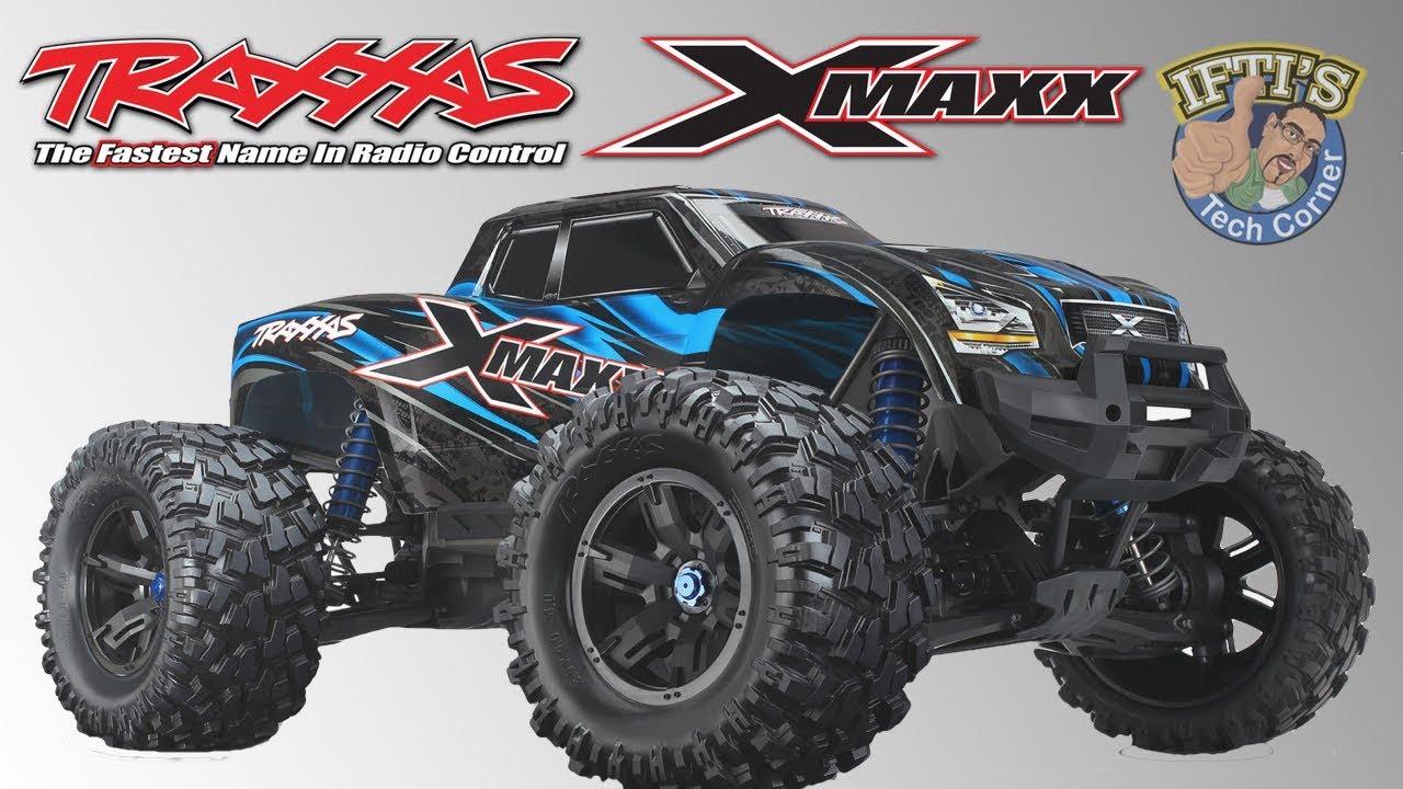 Traxxas X-MAXX 8S Dämpferbefestigung