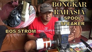 SPOOL SPEAKER ALA STROM SOUNDSYSTEM thumbnail