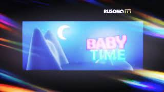 Baby Time HA RUSONG TV IDENT Effects