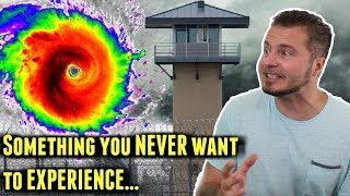 What Is A Hurricane Like In Prison... ( prison story )