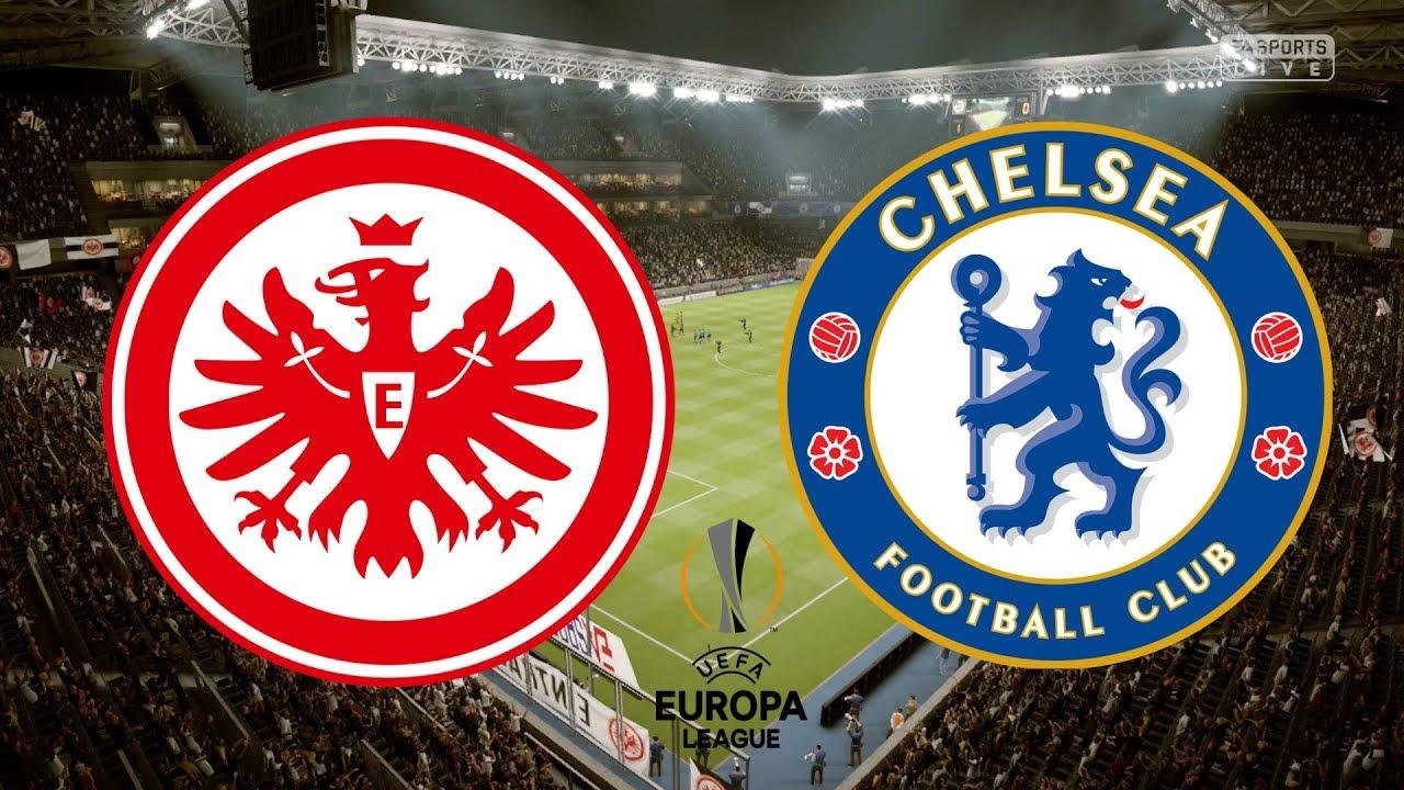 LiГџabon Frankfurt Europa League