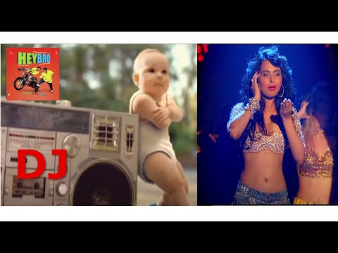 Funny Baby Dance For Bollywood Song Mera Gana Bajade Dj
