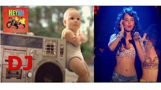 Funny baby dance for bollywood song mera gana bajade dj