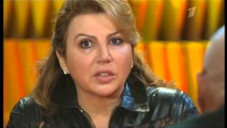 Maria Guleghina  - Vladimir Pozner  - part 1