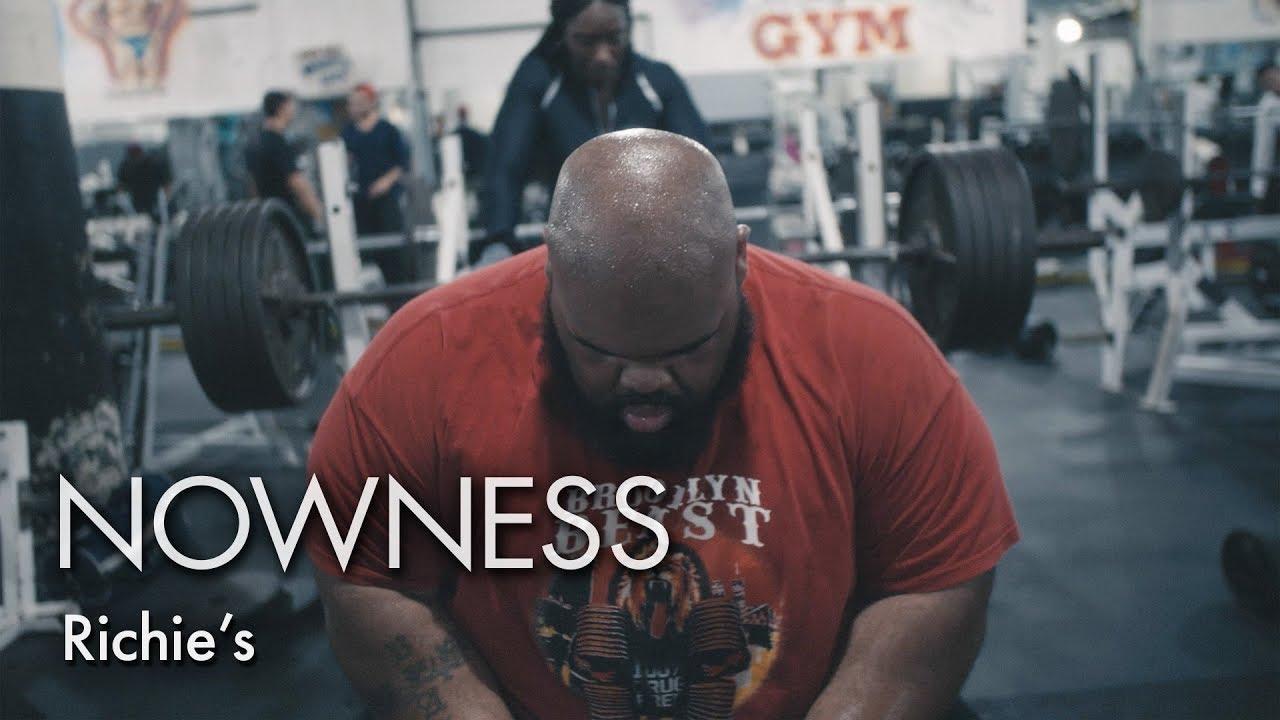 Richie s brooklyn gym youtube