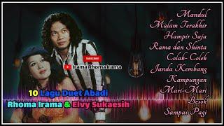 10 Lagu Duet Abadi Rhoma Irama dan Elvy Sukaesih Volume II