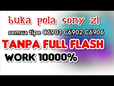 Hard Reset || Lupa Pola || Lupa Password SONY EXPERIA.