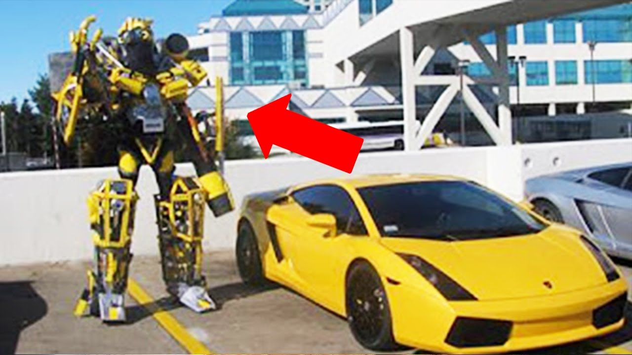 Transformers Cars: 6 Cars That Are Real Life Transformers