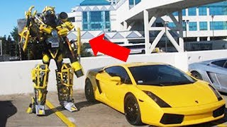 6 Cars That Are Real Life Transformers
