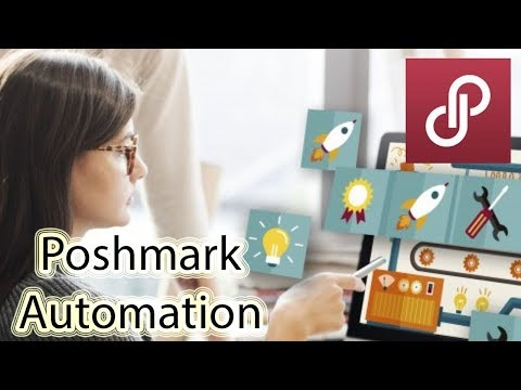 Poshmark auto share