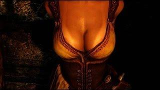 The Elder Scrolls V Skyrim: женщина играет! Выпуск №1