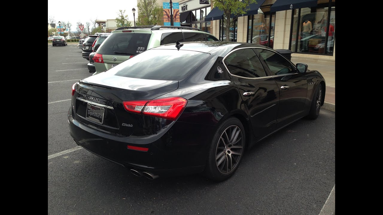 Maserati cumpilation