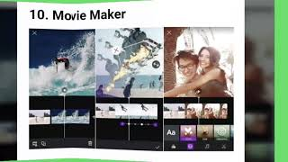 10 Best Video Editing Apps For Android || All Available In Playstore ||