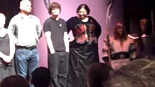 takei at shakespeare in klingon