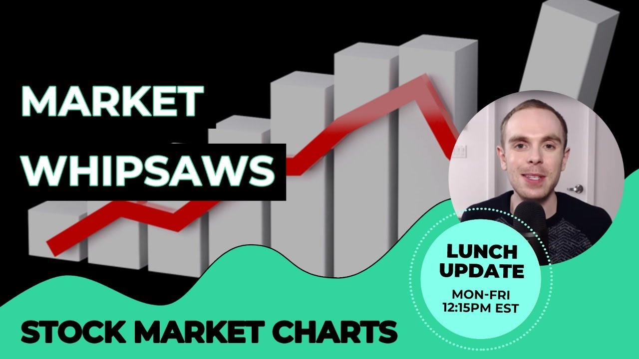 Market Whipsaws S P 500 Index And Dow Jones Industrial Average Stock Market Update April 7 2020 Youtube