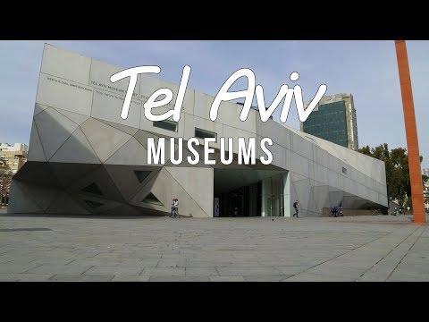 TEL AVIV TRAVEL GUIDE -TEL AVIV MUSEUMS