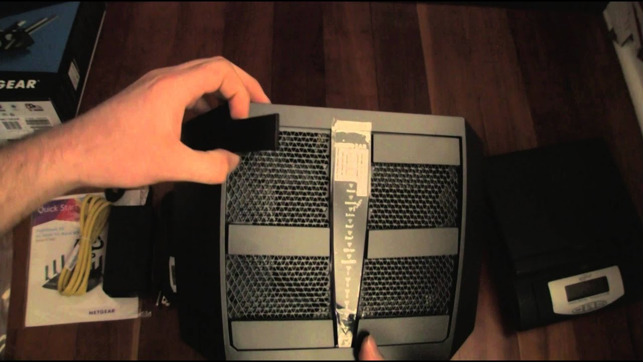 Netgear Nighthawk X6 R7900 AC3000 from Costco - Unboxing and Upgrading  Firmware