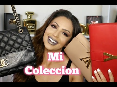 Mi colección de bolsos!!