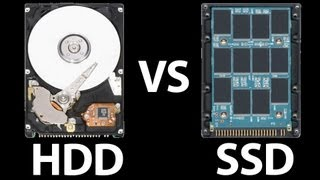 SSD vs HDD: What's the Difference?