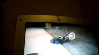 Quicker liquor bike fall