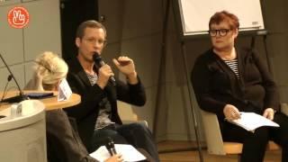 Seminarium 2015 - Magnus Linton om boken Knark - En Svensk Historia