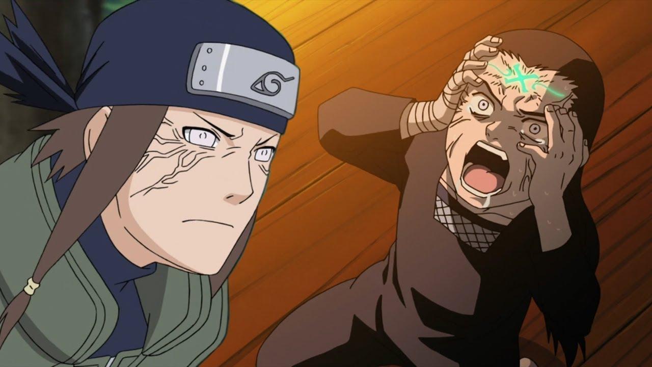 Naruto Byakugan