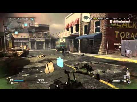 Ghosts - JLoco11's Hip Fire Commentary #232 (Gameplay by Bigmat319)