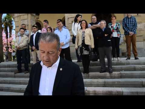 PRESENTACION  CANDIDATURA PARTIDO POPULAR ELECCIONES MUNICIPALES VILLAVICIOSA 2015