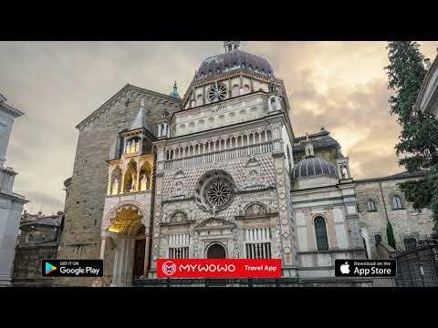 Cappella Colleoni – Histoire – Bergame – Audioguide – MyWoWo Travel App