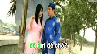 Tìm Em Câu Hát Dân Ca - Karaoke - Song ca