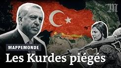 Pourquoi la Turquie s'en prend aux Kurdes (Mappemonde Ep. 4)