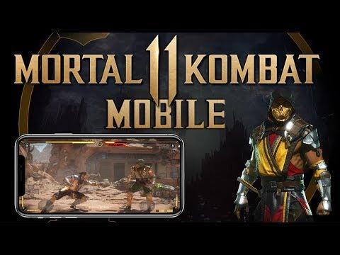 mortal kombat 11 mobile apk