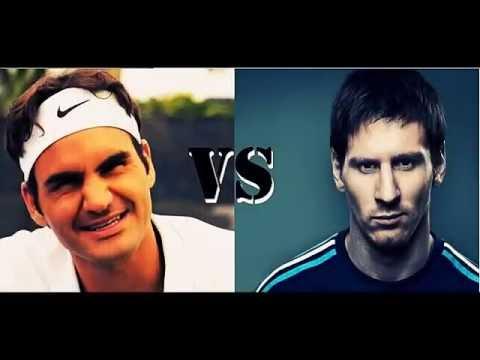 Messi Vs roger federer life style- Messi football champion, Roger Tennis Champion-Life style contras