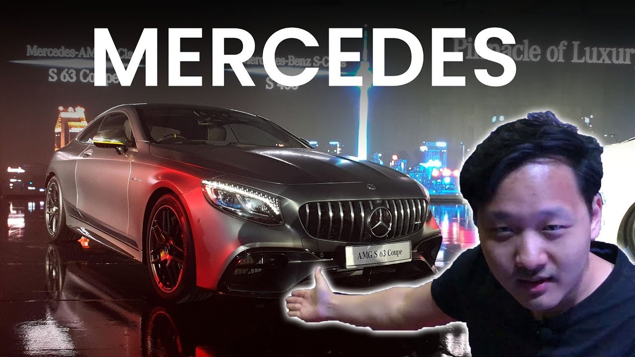 I Sit In A Mercedes Benz S Class For The First Time Soyacincau Com