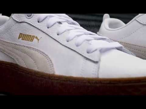 Puma Smash Platform Leather  a189c7b73
