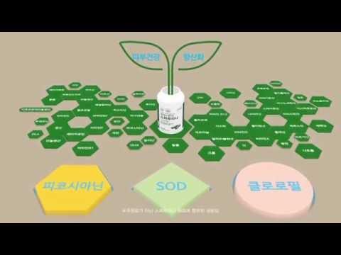 Atomy Pure Spirulina (애터미 퓨어 스피루리나 100%) - Korean