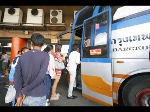 บขส.เพิ่มเที่ยวรถไปบุรีรัมย์รับคนร่วมงานศพปอ