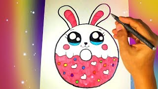 как нарисовать милого ЗАЙЧИКА? Лёгкие рисунки для детей и начинающих